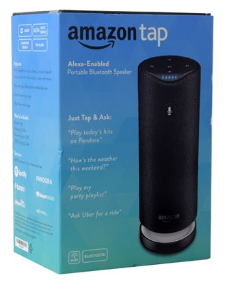 Picture of Amazon Tap - Alexa-Enabled Portable Bluetooth Speaker