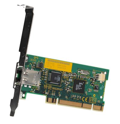 Picture of 3Com PCI Ethernet Adapter 3C905CX-TX-M 03-0287-001