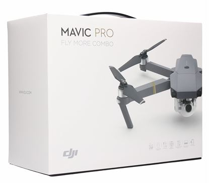 Picture of DJI Mavic Pro (Fly More Combo)