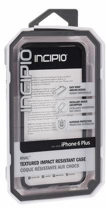 Picture of  Incipio Rival Case  Apple iPhone 6 Plus Case, Black